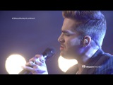 2015 06 16 Adam Lambert iHeartRadio LIVE show 720 HD IMPROVED YouTube 720p