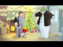 Barbour Christmas Ad 2017 - The Snowman and The Snowdog