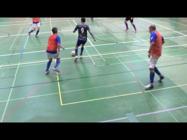 Futsal Social Club Luxemburg - 07/12/2017 - Business Decision vs Microsoft