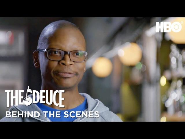 Meet Lawrence Gilliard Jr. aka Chris Alston | The Deuce | HBO