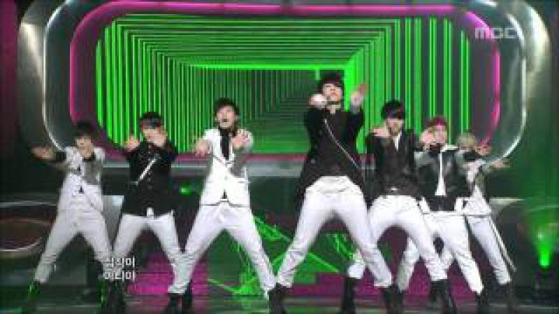 Infinite - BTD, 인피니트 - 비티디, Music Core 20110122