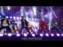 171115 Fire 불타오르네 @ BTS 방탄소년단 Jimmy Kimmel Outdoor Mini Concert 지미 키멜 라이브 Fancam 팬캠