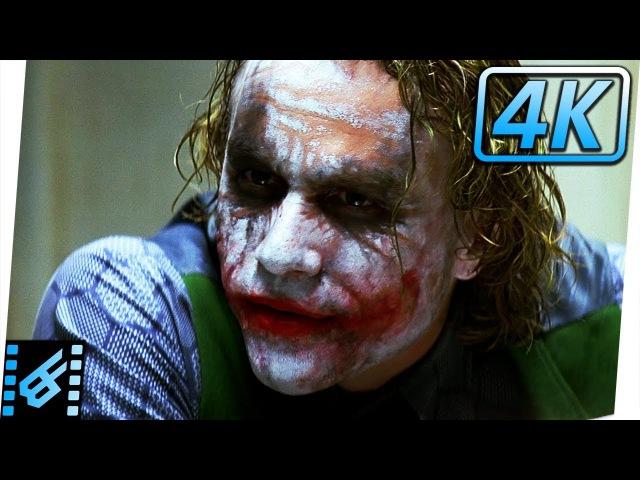 Joker Interrogation Scene | The Dark Knight (2008) Movie Clip
