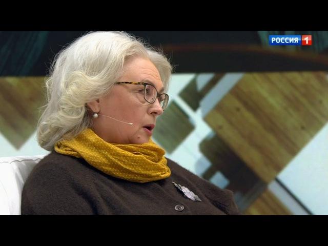 Судьба человека с Борисом Корчевниковым. Бывшая жена Джигарханяна: