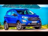 Ford EcoSport FreeStyle Latam 2017