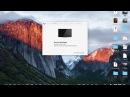 Хакинтош с Apple MacOS El Capitan