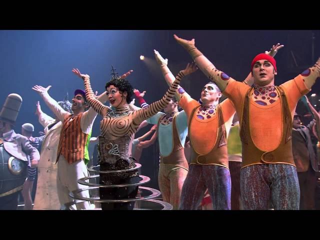 KURIOS- Cabinet of Curiosities by Cirque du Soleil