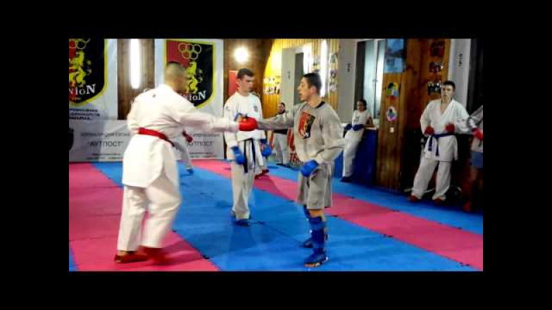 Horuna Stanislav Training Highlight *BUDO NORD* (FULL HD)