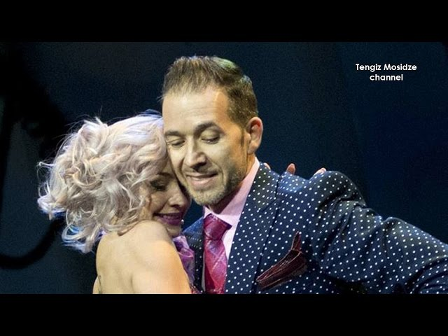 "La Milonga De Buenos Aires. Eleonora Kalganova and Michael Nadtochi with ""Solo Tango Orquesta""."