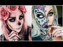 ТОП макияж для хеллоуин Пятница 13 часть 2 👹👺😡💀👻