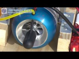 PBS Turbojet TJ 20A - Turbine Preview