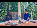 Лечебный тайский массаж на Пхукете | สุขกายเจริณเนตร หมอ รักษา เส้นโบร&#363
