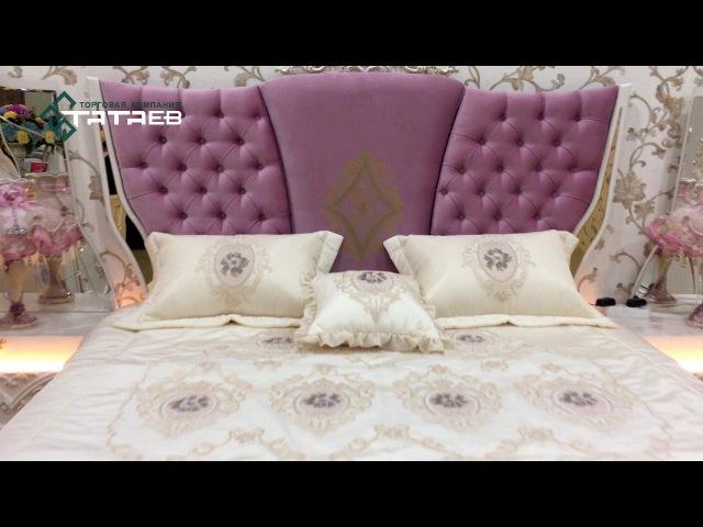 спальная мебель Чыраган от ТК ТАТАЕВ
