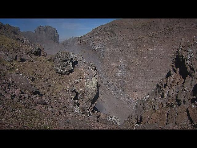 Европейские учёные ищут часовой механизм вулканов futuris