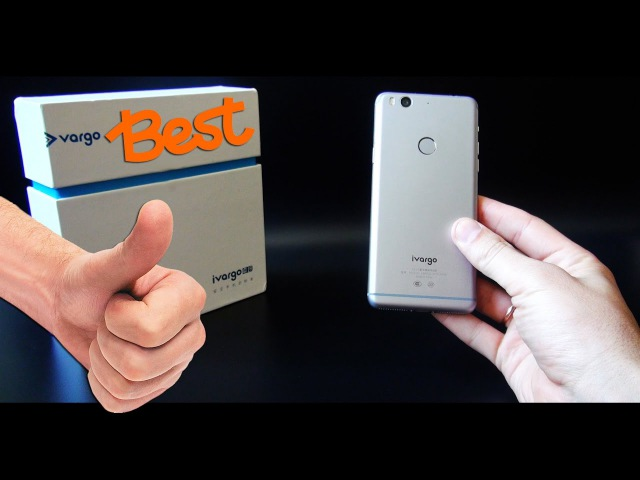 Лучший компактный смартфон до 100$ - обзор VARGO IVARGO (FHD, 8 ядер, 32 GB, NFC…)