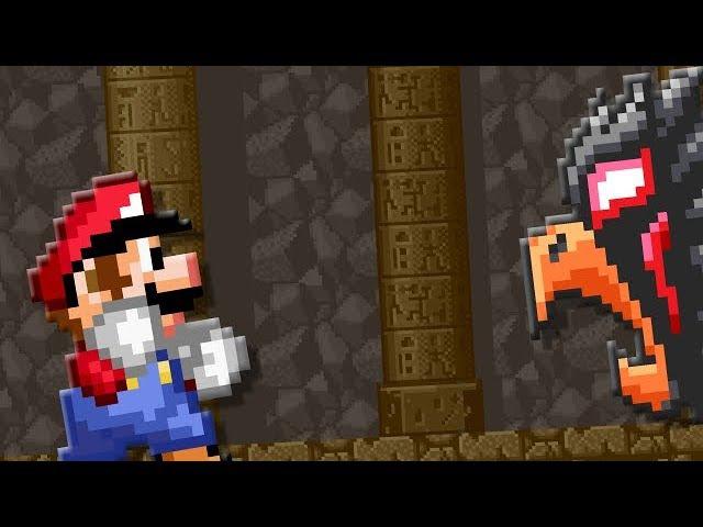 Mario's Hawkdoor calamity