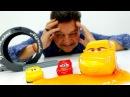 🚗Disney CARS 3🚗Cruz y Rayo McQueen español. ¿Quién ganará la CARRERA? Vídeos de juguetes para niños