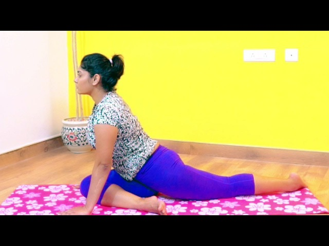 YOGA ASANAS for Beginners - Fitness World | FIT A BIT tv