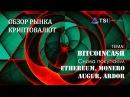 BitcoinCash — снова покупаем. Ethereum, MONERO, Augur, ARDOR Обзор TSI Analytics