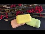 ASMR / ASMR Режу очень сухое мыло от Русской бани (dry soap)