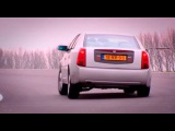 Top Gear тест Cadillac CTS