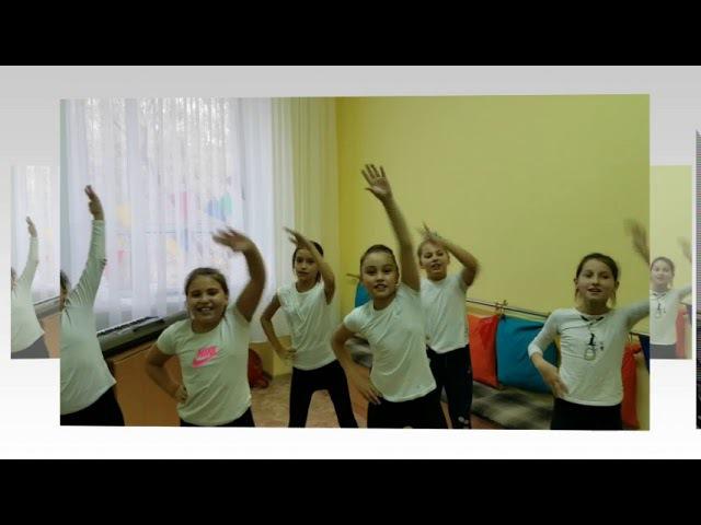Поздравление ДЮЦ «Əлем» от театра эстрадной песни Миркл