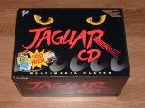 Atari Jaguar CD Video Game Console - James &amp Mike