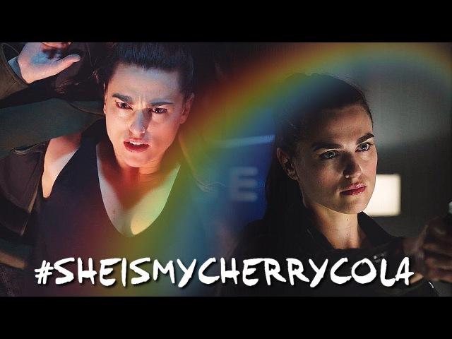 Lena Luthor is my Cherry Cola [CRACK 3x05]