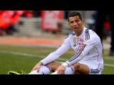 Cristiano Ronaldo - Top 10 Horror Tackles, Brutal Fouls, Injury, Blood ● HD