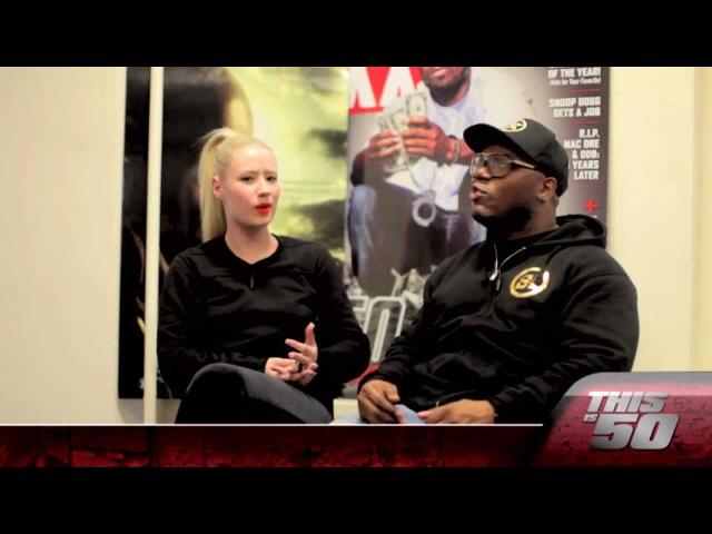 Iggy Azalea Talks About