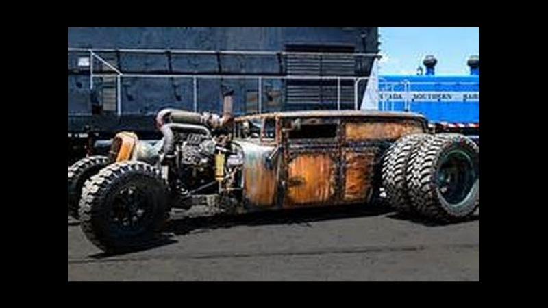 Welderup Las Vegas,Vegas Rat Rods