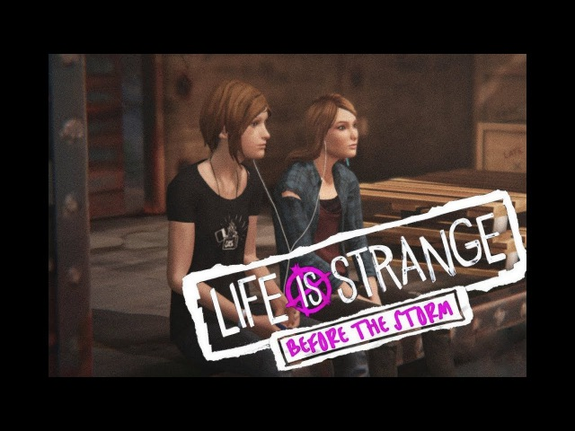 Life is Strange: Before the Storm Train Song - Through The Cellar Door by Lanterns On The Lake [HD]