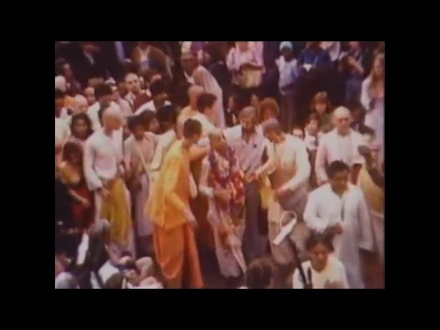 Настроение Санатаны Госвами часть2 Шрила Прабхупада Bhaktivedanta Svami Prabhupada