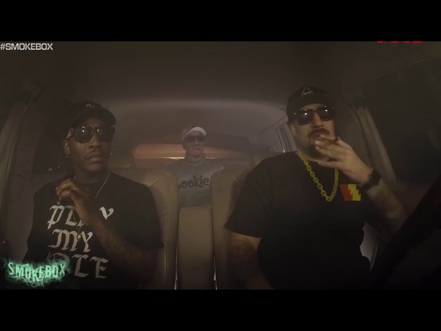 THE SMOKEBOX - DIZZY WRIGHT DEMRICK
