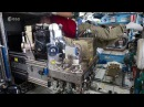 Refurbishing the ISS combustion rack