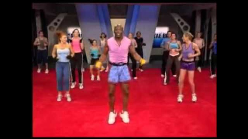 Exercise fitness workout 2