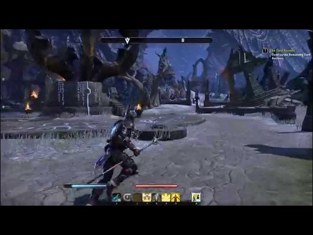 The Elder Scrolls Online 5 - Русская гильдия и Смерть Молага Бала