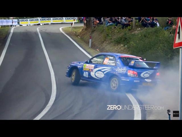 Rallylegend 2017 | big jumps, crazy crowds flatout action