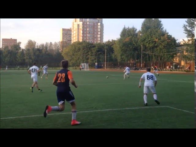SVOI channel | ЛФЛ ЮВАО | 6-й тур | Ривер - СВОИ ЮВ (4:3) | Обзор матча