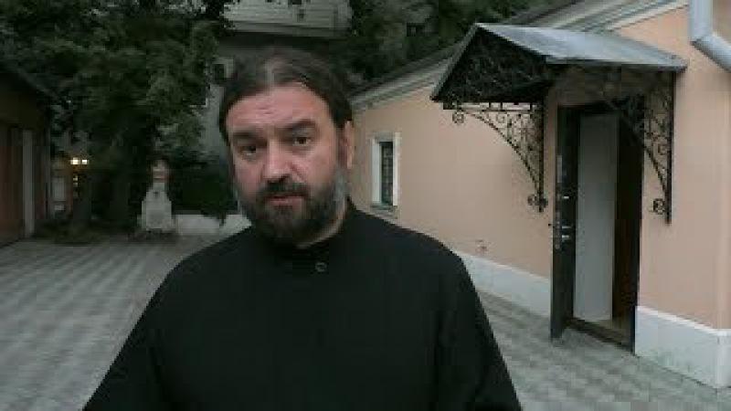 протоиерей Андрей Ткачев о запретах в государстве
