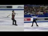 Yuzuru Hanyu &amp Han Yan 3A Triple Axel Jumpamatron