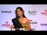 Katrina Kaif Red Carpet Grand Entry at Filmfare Awards Full Show 2017