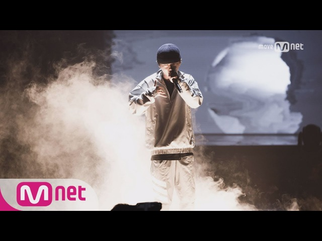 Show me the money6 [풀버전] 우원재 - 진자(ZINZA) (feat. YDG, 수란) @ 세미파이널 full ver. 170825 EP.9