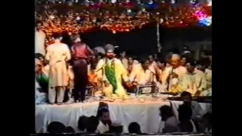 Qari M Saeed Chishti Qawwal Dama Dam Mast Qalandar YouTube