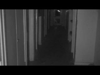 'Child Ghost' Captured In Abandoned Corridor