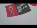 Презентация Кубка Мира по футболу в Красноярске FIFA 2018