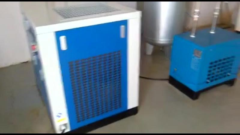 DENAIR Безмасляный винтовой воздушный компрессор с водяной смазкой