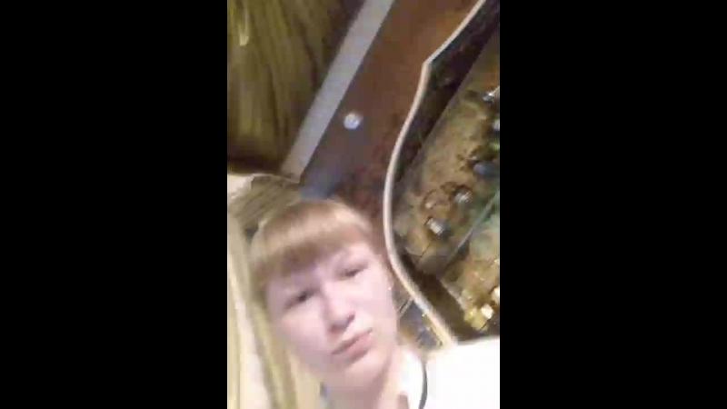 Александра Чернова - Live