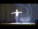 Отчетный концерт.Сергей Неверов .Экстрим.