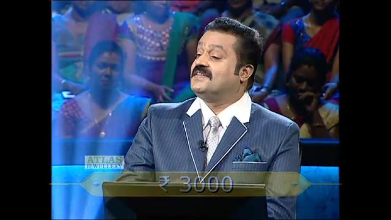 Ningalkkum Aakaam Kodeeshwaran (10.06.2015) Сезон 3, выпуск 95